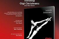 """Lansarea volumului """"GIGI CᾸCIULEANU – Omul Dans"""""""