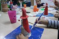 Centrul de Ceramica si Olarit pentru copii in Bucuresti