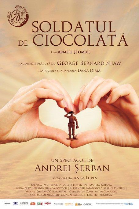 Soldatul de ciocolată