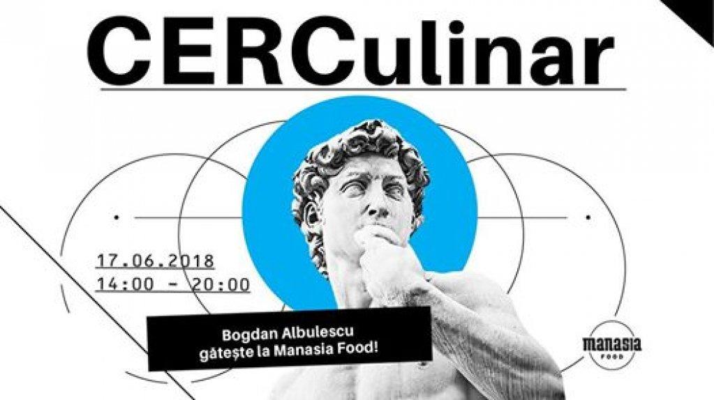 CERCulinar w/ Bogdan Albulescu