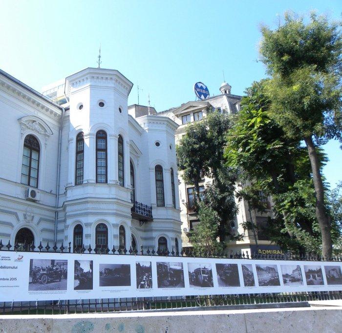 Palatele ştiute şi neştiute ale Bucureştiului – Curs despre istoria orașului