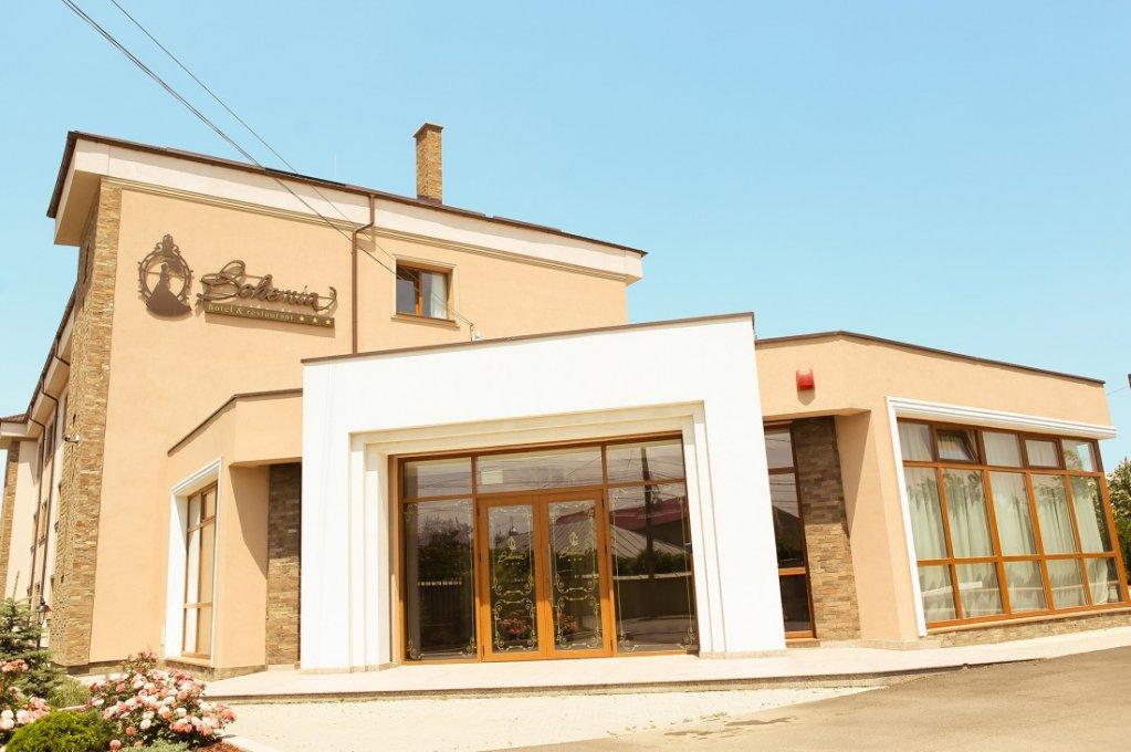 Petrece câteva zile de vacanță la Hotel Bohemia din Bacău