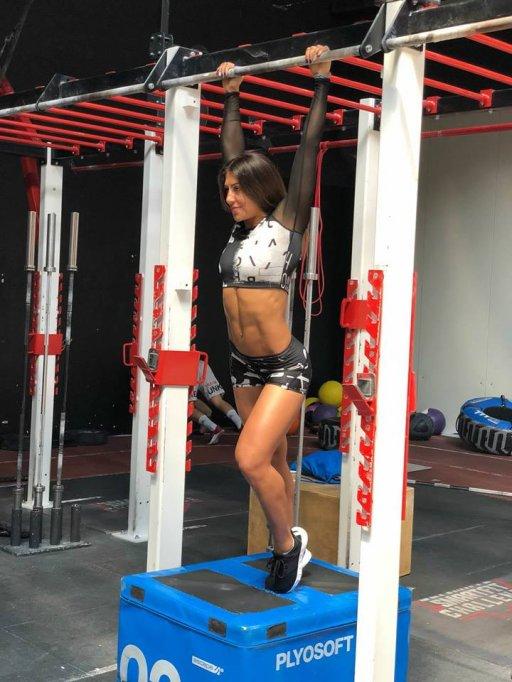 Alexandra Ojog - antrenor fitness