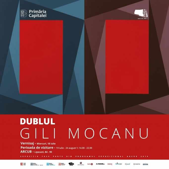 Gili Mocanu - DUBLUL