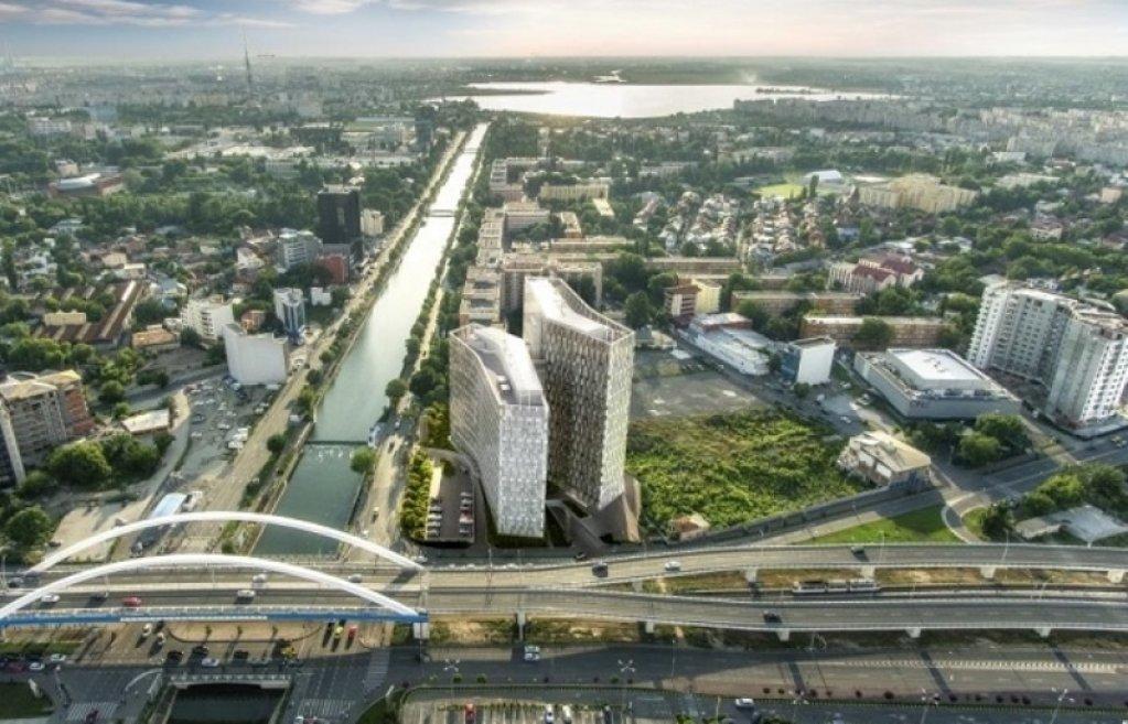 Clădiri de birouri unde s-au închiriat cele mai mari spații în 2018, în București