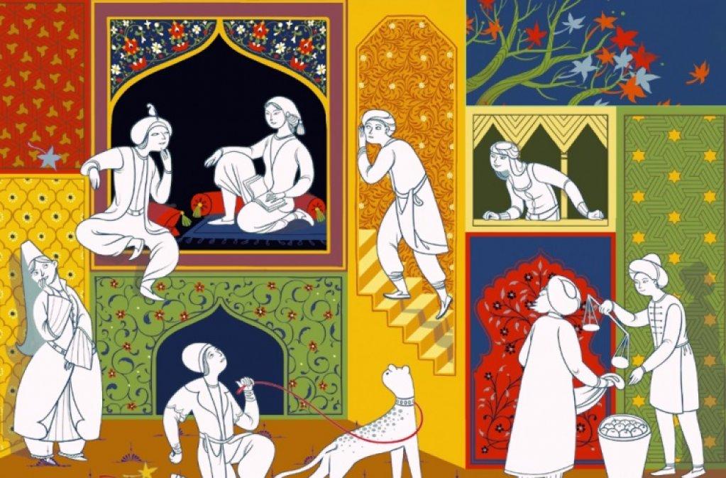 Cultura orientală și poveștile din O mie şi una de nopţi