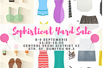 Sophisticat Autumn Yard Sale