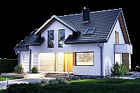 Casa ideală are acoperiş din ţiglă metalică