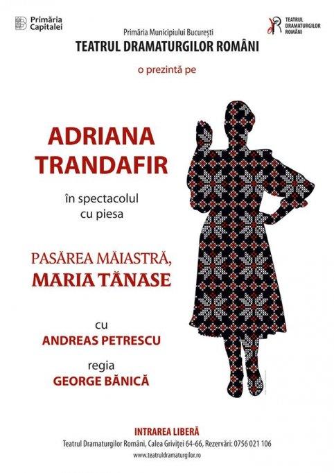 Pasărea măiastră – Maria Tănase De către Cezar Vlahul -