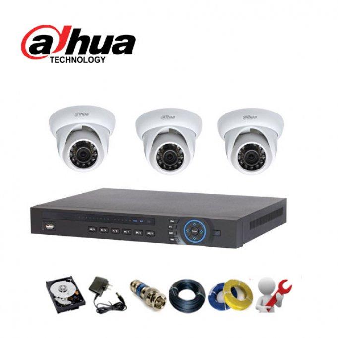 Fii mereu in siguranta cu un sistem de supraveghere video performant