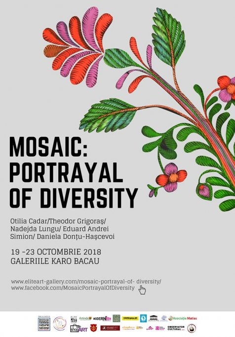 Mosaic: Portrayal of Diversity