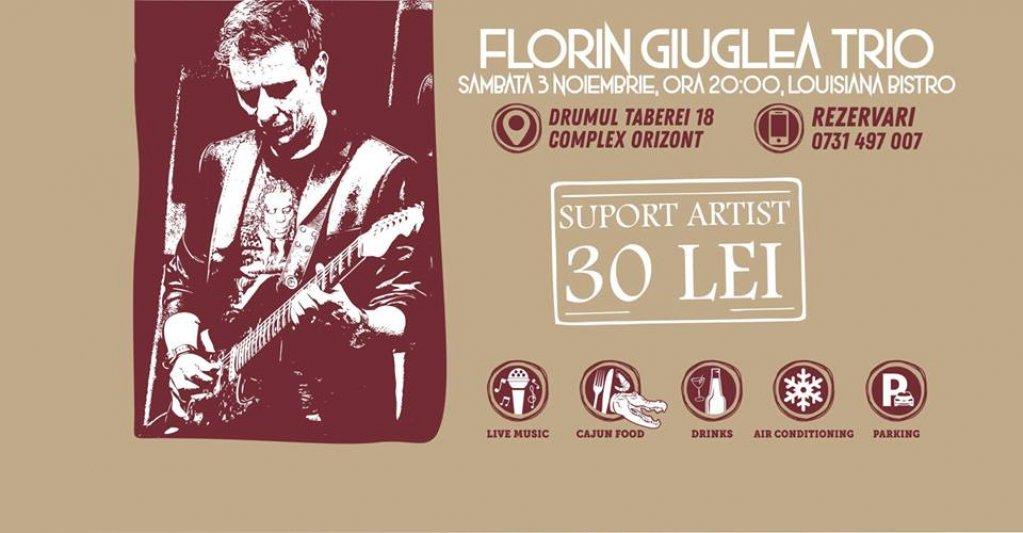 Concert Florin Giuglea Trio