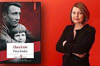 Clara Uson in dialog cu Mircea Cartarescu la Institutul Cervantes din Bucuresti