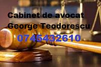 Cabinet avocatura George Teodorescu