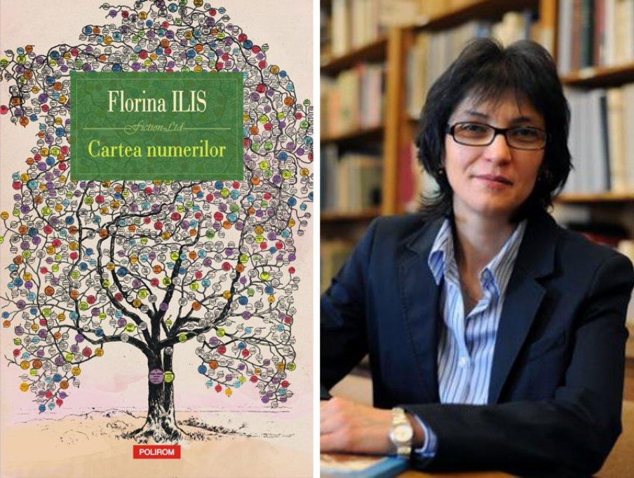 Aparitie-eveniment la Editura Polirom: Cartea numerilor, Florina Ilis