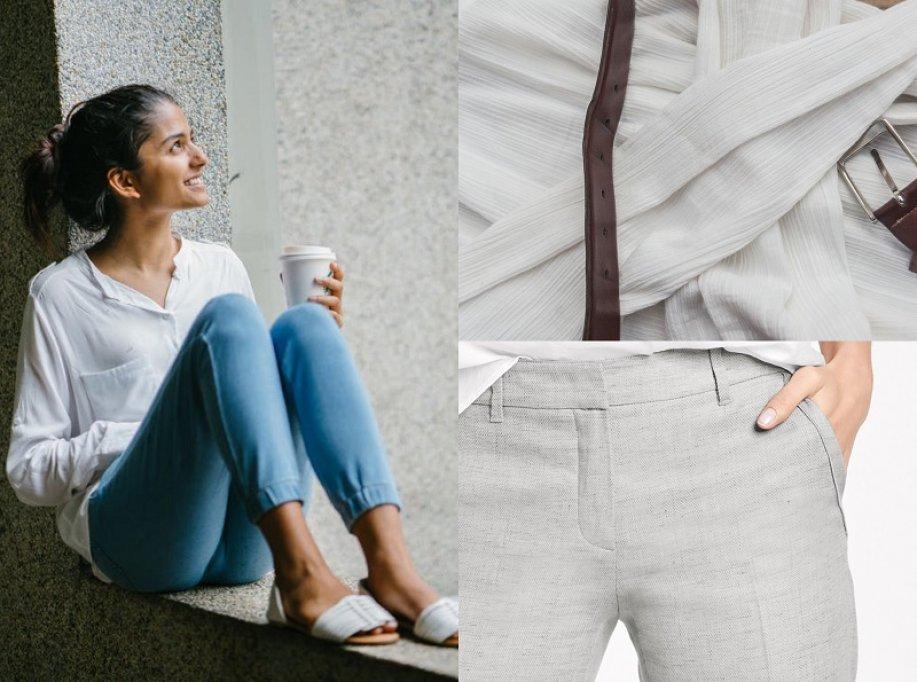 Pantalonii de in