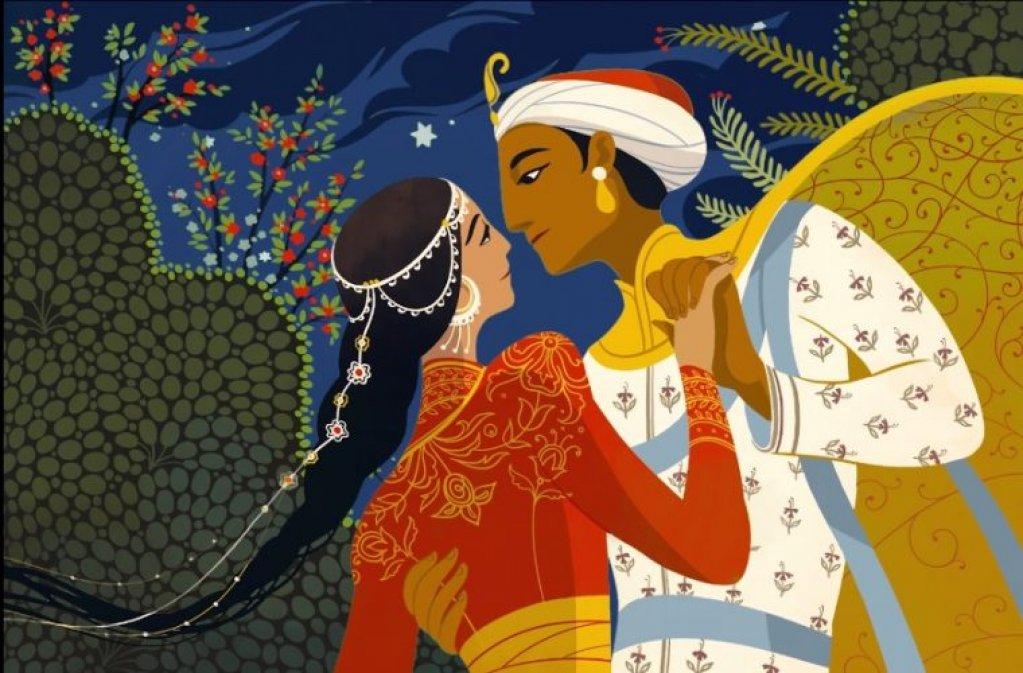 Poveşti de dragoste din Orient