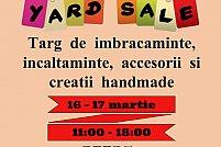 jAdor Yard Sale 16-17 martie 2019