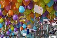Baloane cu heliu, decorul ideal pentru petrecerea ta