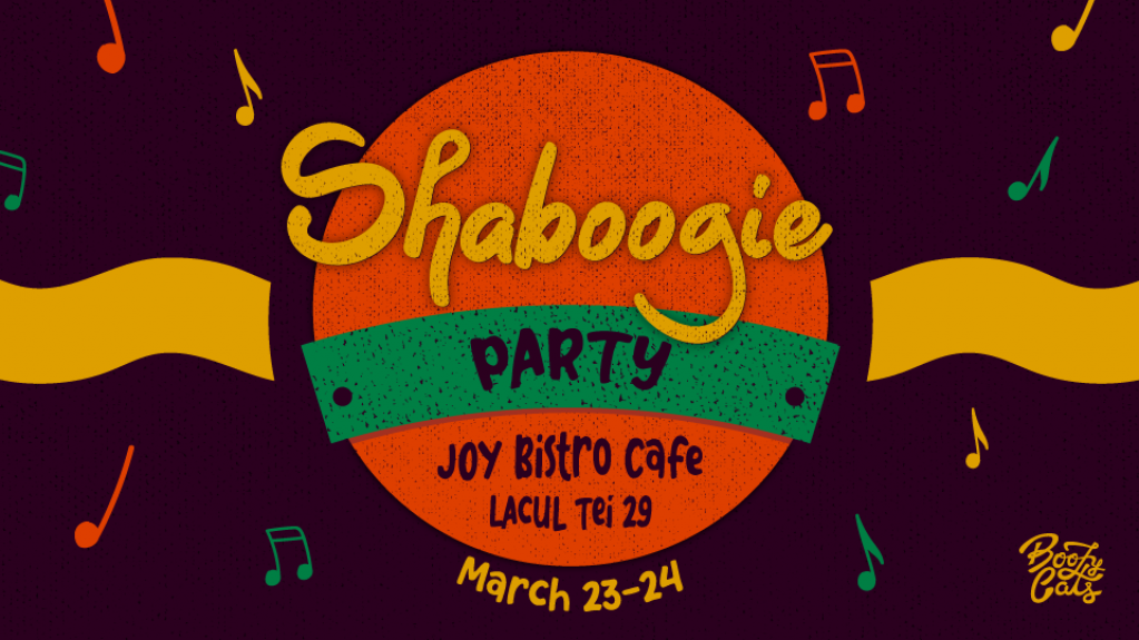 Shaboogie Cats' Jam Party