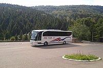 And-Flor efectuează transport internațional de persoane în Cehia
