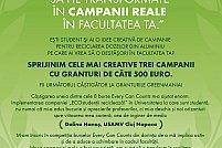 Studenţii preocupaţi de protecţia mediului pot aplica pentru Granturile studenţeşti GreenMania