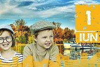 Vânătoare de comori urbane de Ziua Copilului - Parcu Herăstrău