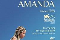 Amanda, cel de-al treilea film al regizorului francez Mikhaël Hers
