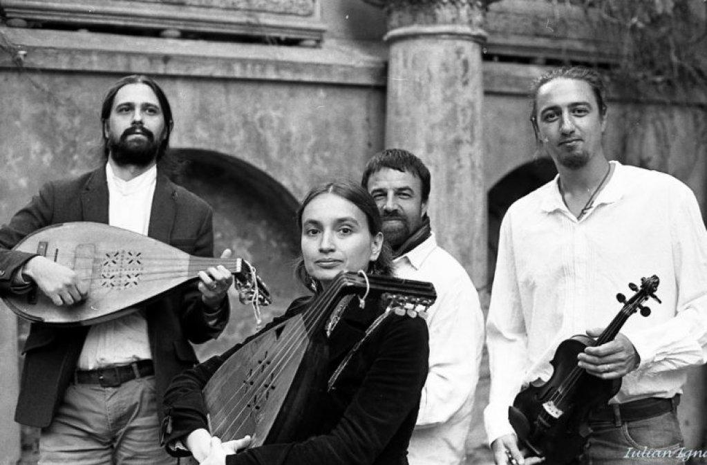 Călătorie muzicală în Bucureştiul de altădată: concert TREI PARALE