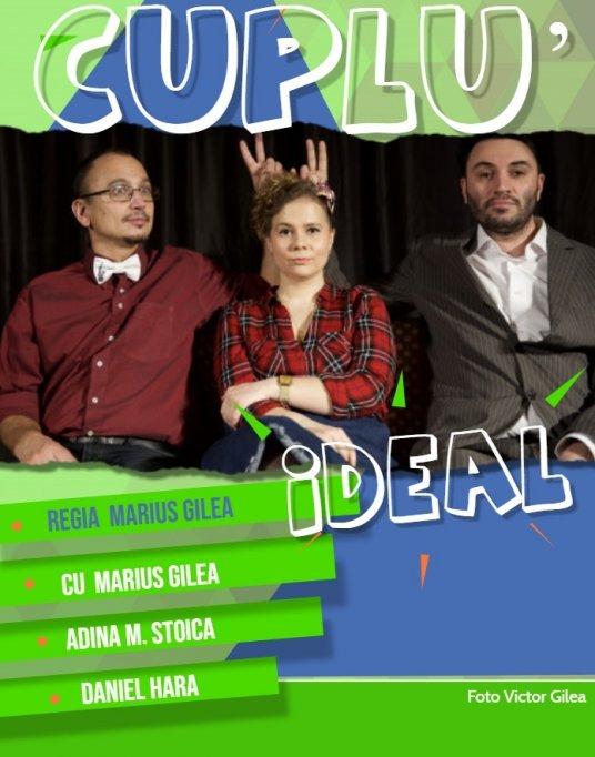 """Comedia """"Cuplu ideal"""""""
