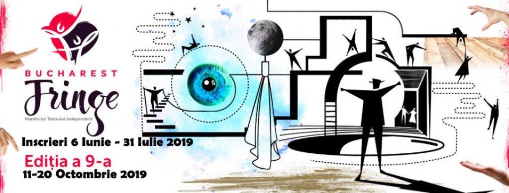 Bucharest Fringe - Maratonul Teatrului Independent 2019