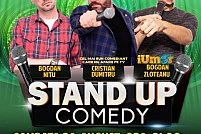 Stand-Up Comedy la Club 16 Bucuresti