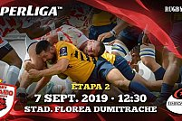 Dinamo Rugby - Timisoara Saracens