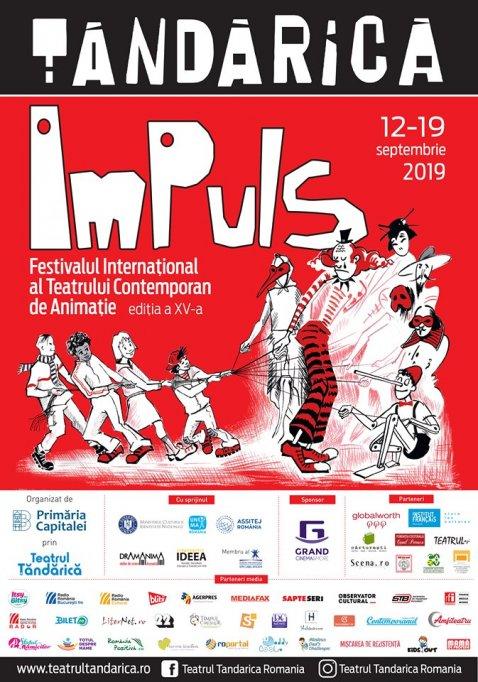 Festivalului Internațional al Teatrului Contemporan de Animație ImPuls