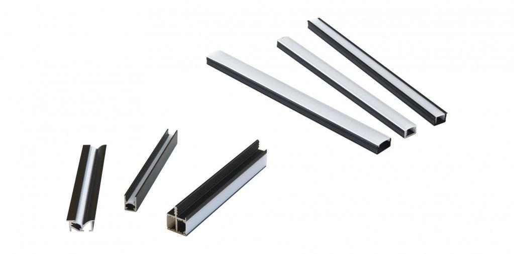 Gama de manere din aluminium Protege Parol