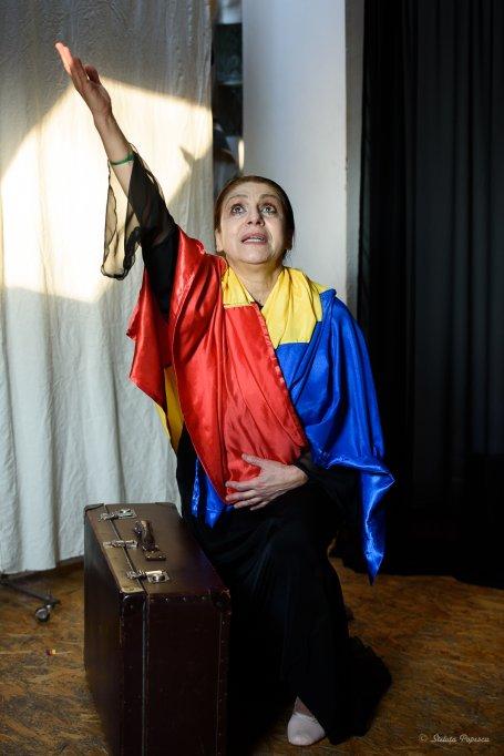 Teatrul Dramaturgilor Români prezintă joi 12 septembrie, ora 19:00 spectacolul eveniment Ileana, Principesa de Romania