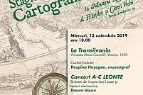 """Harta Transilvaniei de la 1690 și concert jazz A-C Leonte, miercuri la """"Cartografii sonore"""""""