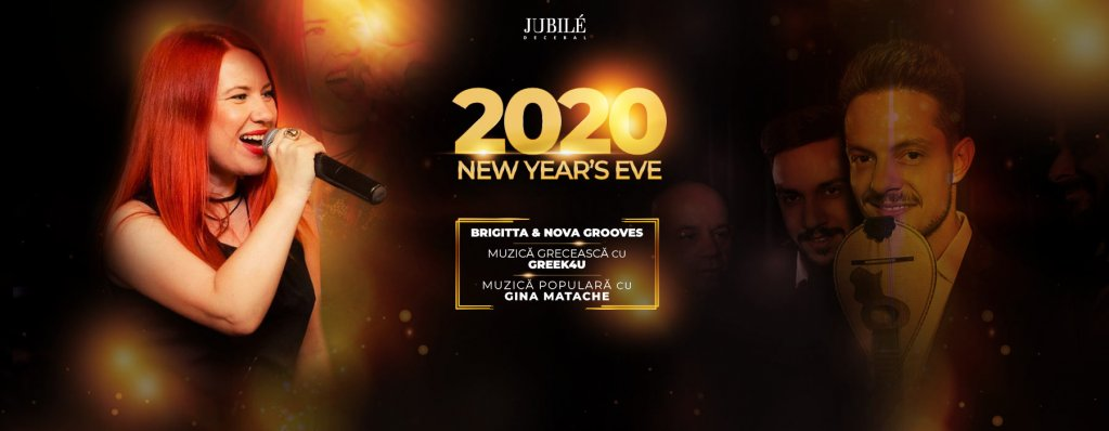 Revelion 2020 Jubile The Ballroom