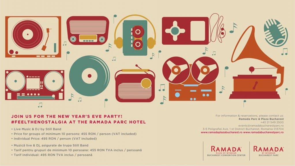 Revelion 2020 la Hotel Ramada Bucuresti