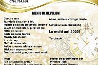 Revelion 2020 la Restaurant Floreal Bucuresti