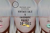 Vintage Sale and Handmade Market