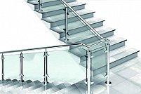 Balustradele de sticlă, elemente ale unei case moderne