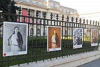Expoziții foto-documentare despre evenimentele de la Revoluția din '89