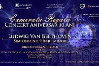 Camerata Regală celebrează 10 ani de existență printr-un concert extraordinar