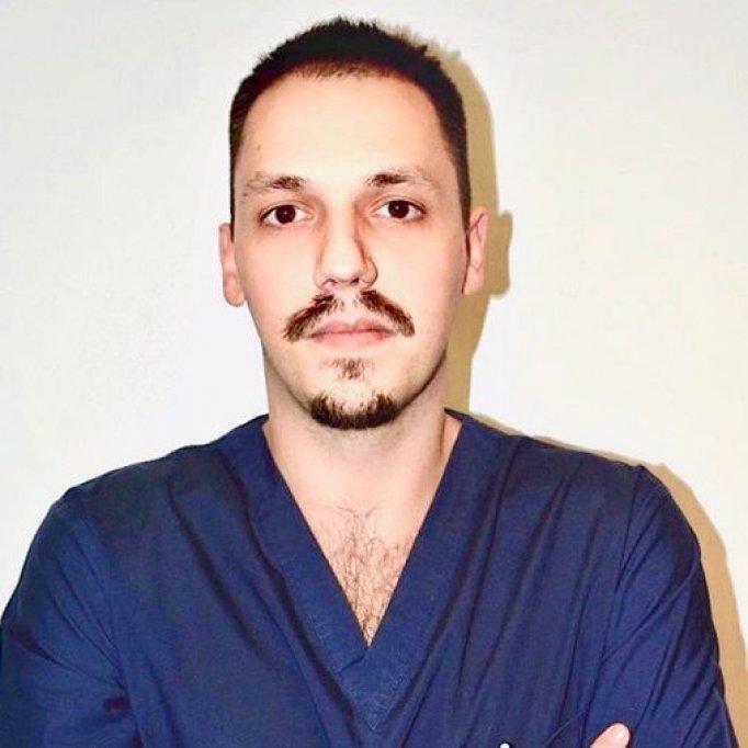 Leonida Goman - doctor