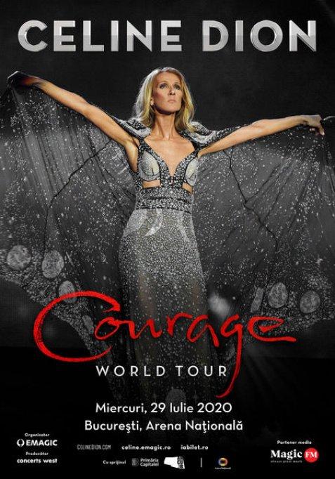 Concert Celine Dion