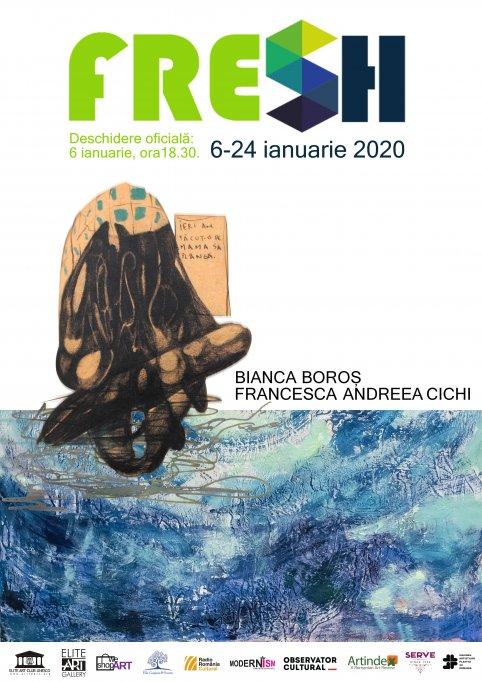 Fresh 2020 / Bianca Boros si Andreea Francesca Cichi