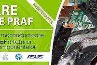 Ce trebuie sa stii cand te duci cu laptopul pentru o curatare de praf si inlocuire pasta termoconductoare?