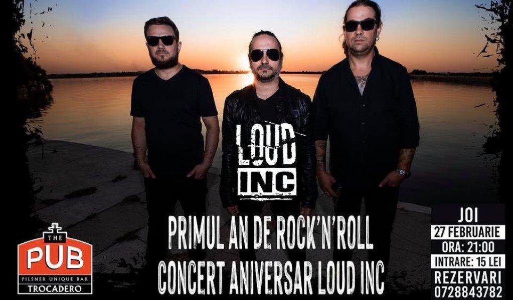 LOUD INC - Concert aniversar