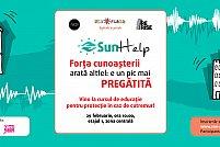 Sun Help: curs gratuit de pregătire în caz de cutremur